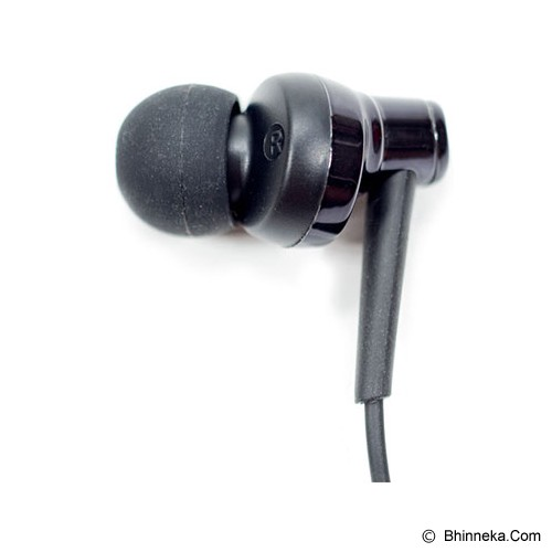 BASIC In Ear [IE-70 HD] - Black - Earphone Ear Monitor / Iem